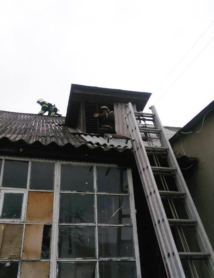 ГУ ДСНС в Полтавській області