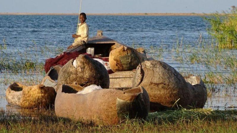 Озеро Малаві. ANNA GRECHISHKINA