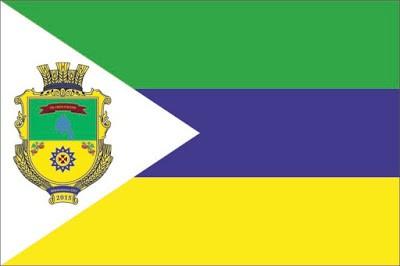 Прапор Шишацької ОТГ