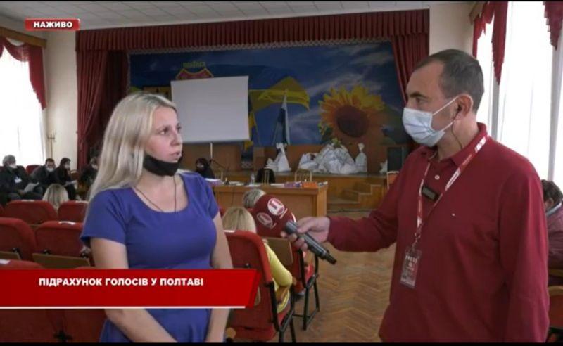 Олена Рєзвіна і Сергій Блавацький
