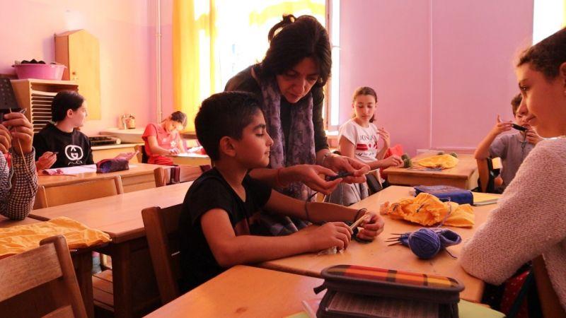 Вірменська школа